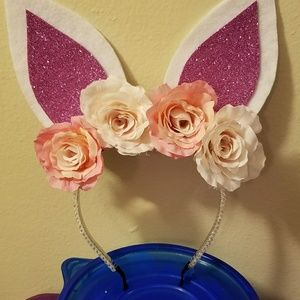 Easter bunny ears handmade